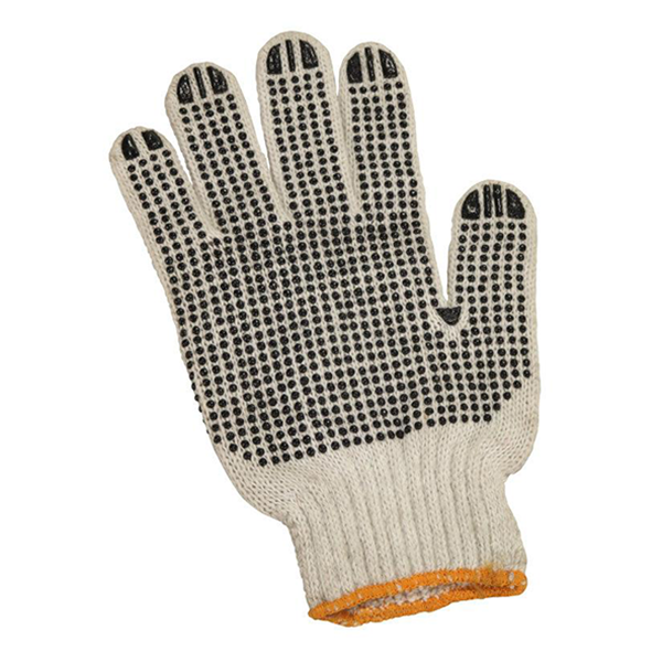 Picture of Knitted Gloves Dotted