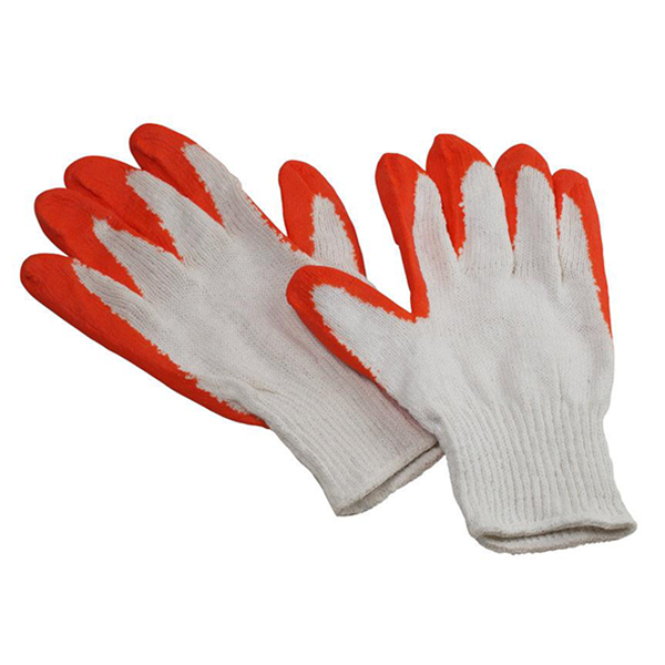 Picture of Knitted Gloves with Latex Palm