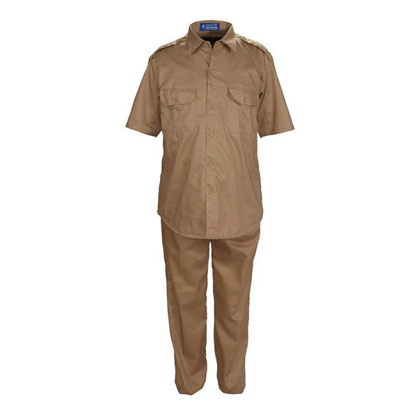 Picture of Khaki Officer's Uniform