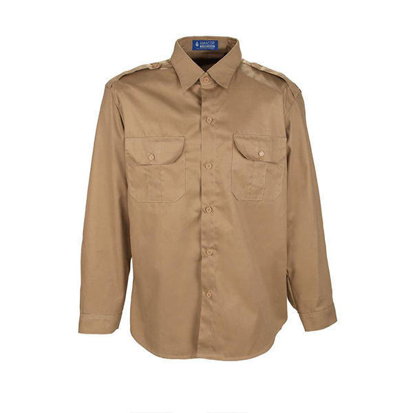 Picture of Khaki Long sleeves