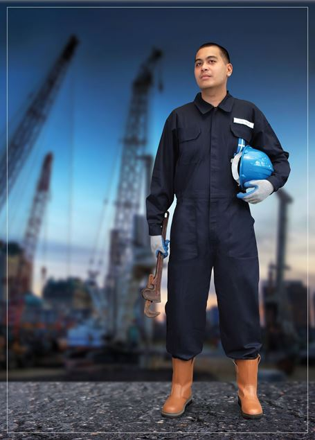 Picture of Fire Retardant Coveralls