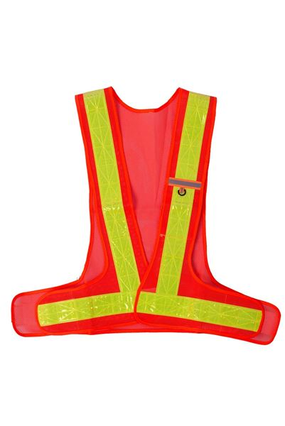 Picture of High-Visibility Safety Vest 1