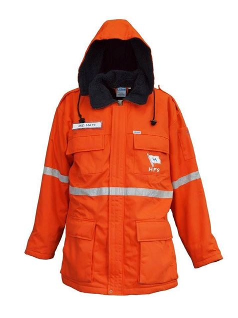 Picture of 100% Cotton twill Winter Wear
