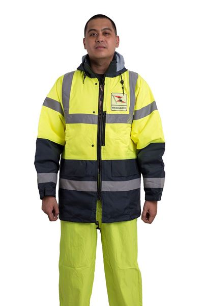 Picture of INSULATED JACKET AND PANTS