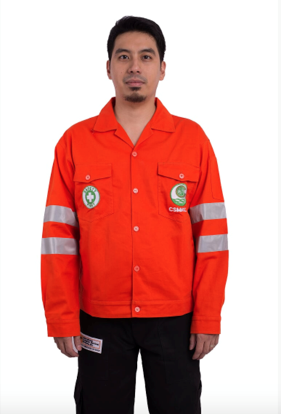 Picture of INDUSTRIAL JACKET